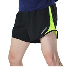 Arsuxeo Men's 2 in 1 Running Shorts Quick Dry Marathon Training Fitness Runnin