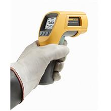 [From USA]Fluke 566 Dual Infrared Thermometer -40 to +1202 Degree F Range Cont