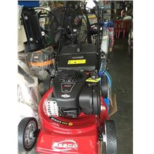Korea Lawn Mower 18'' c/w Catcher Steel Body Briggs & Stratton Engine