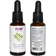 100% Pure & Natural Neem Oil, Made in USA (30ml)