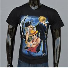 One Piece Collage T-shirt
