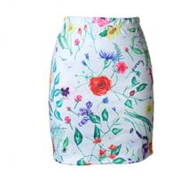 Flower Printed Skirts