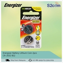 Energizer Battery Lithium Coin 2pcs CR-2032 BS2