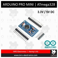 Arduino PRO MINI | ATmega328 3.3V / 5V | Compatible version