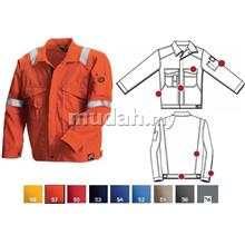 Work Jacket Red Wing Daletec Temperate FR OR AS 62130