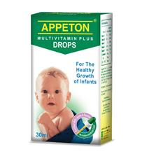 APPETON Multivitamin Infant Drops 30ml