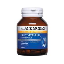 BLACKMORES Multivitamins Minerals 60s