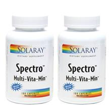SOLARAY Spectro MultiVitaMin 2 x 120s