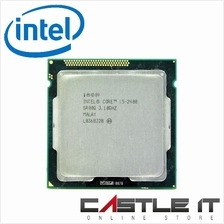Intel Core i5-2400 Processor (6M Cache, up to 3.40 GHz) Used / Refurbi