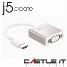 J5 Create HDMI to VGA Adapter HDMI Male VGA Female JDA213S