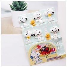 BT0467 SNOOPY BENTO PICK