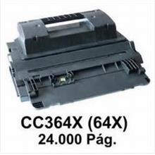 Remanufactured HP CC364X Toner for HP P4015N, 4015X, 4515N, 4515X 364
