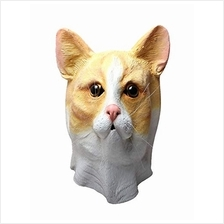 .LEKA NEIL Halloween Mask Animal Mask Cat Mask Deluxe Novelty Halloween Costum