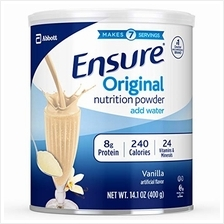 [USA Shipping]Ensure Powder Vanilla Nutrition Drink Powder 14 Ounce CanSpecial