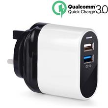 (QC 3.0) 23W AVANTREE TR603 USB Charger Adapter Xiaomi Mi 8 Pro Lite