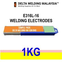 1KG ( 4.0MM)  E316L-16 Stainless Steel ARC welding electrodes