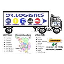 Lorry Services - Inbound & Outbound Klang Valley