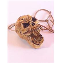 .Aztec Death Whistle - Skull.
