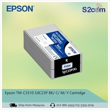 Epson TM-C3510 SJIC23P BK/ C/ M/ Y Cartridge