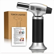 [USA Shipping]GiBot Blow Torch Lighter Kitchen Butane Culinary Torch Chef Cook