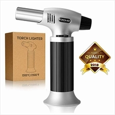 [USA Shipping]Cooking Torch Lighter Kitchen Butane Torch Culinary Torch Refill