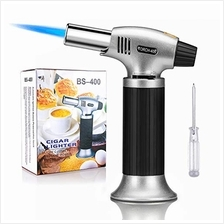 [USA Shipping]Sondiko Blow Torch Lighter Culinary Torch Refillable Kitchen But