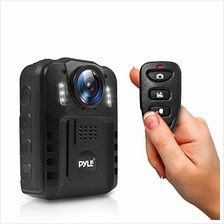 [From USA]Premium Portable Body Camera - Wireless Wearable Camera Person Worn