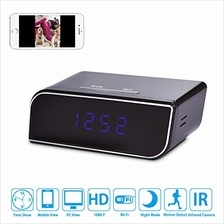 [From USA]Hidden Camera Clock Wireless HD 1080P-LFHMLF Upgraded Spy Security N