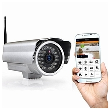 [From USA]Outdoor Wireless Home Security Surveillance IP Camera with Weatherpr