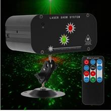 30W 48 Patterns LED Stage Laser Light Beam Lamp DJ Club Disco Dance Pa..