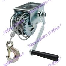 TRAILER HAND WINCH WITH 8-METER CABLE (W2853OS)