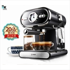 Home Espresso Coffee Machine Semi-automatic with Steam 20Bar