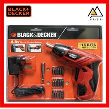 Black & Decker KC4815 4.8v Ni-cd screwdriver blister pack