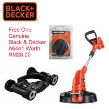 Black & Decker GL5530 Grass String Trimmer 550W 30cm c/w CM100 City Mo