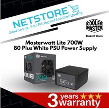 Cooler Master CM MasterWatt Lite 700W 80Plus White Power Supply