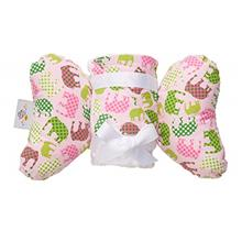 [Good Choice]Baby Blanket and Pillow Set for Newborn Babies to Toddlers Gift S