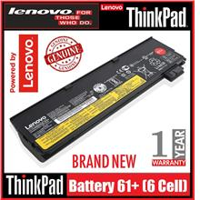 Lenovo ThinkPad Battery 61+ 48wh(6 cell)(T470/T570)Thinkpad T470 T480