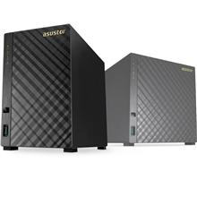 ASUSTOR AS1002T 2Bay Diskless NAS