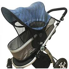 [From USA]Baby Stroller Sun Shade Sun Protection Pram for Strollers Car Pushch