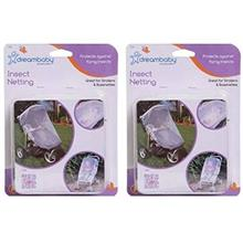 [From USA]Dreambaby Insect Bug Netting for Strollers Play Yards Carriers and T