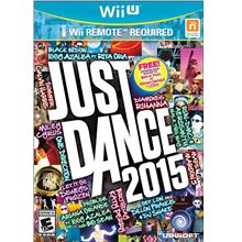 Just Dance 2015 Wii U Wii PS4 Xbox One