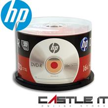 HP DVD-R DISC 16X (50PCS) MEDIA DISC (DM16050CB)