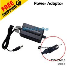 12V DC 2A Power Supply Adapter (Grade A)