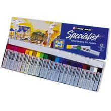[Free shipping]Sakura ESP25 25-Piece Cray-Pas Specialist Assorted Colors Oil P