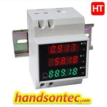 DIN Rail Mountable Digital Watt-Hour Meter