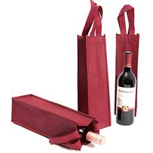 [USA Shipping]Juvale Wine Tote Bags - 20-Pack Non-Woven Single Bottle Wine Tot