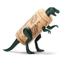 [USA Shipping]Corkers Dinosaur Funny Wine Accessories Novelty Gift Pack of 4 D