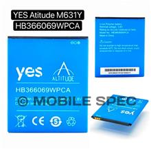 BATERI YES ALTITUDE M631Y HB366069WPCA 2300mAh HIGH QUALITY BATTERY