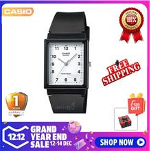 SHOP NOW! Casio MQ-27-7B Unisex Analog White Dial Classic Black Resin