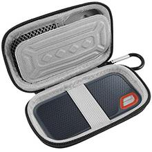 [From USA]Hard Case Compatible for SanDisk 500GB/250GB/1TB/2TB Extreme Portabl